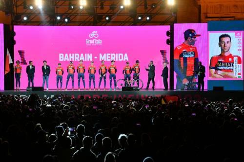 Al via il Giro d'Italia: ecco le immagini più belle 9