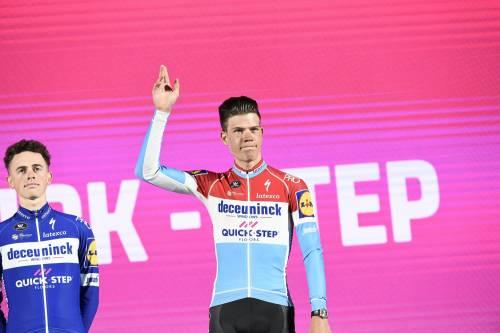Al via il Giro d'Italia: ecco le immagini più belle 10