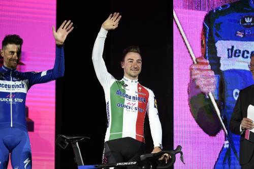 Al via il Giro d'Italia: ecco le immagini più belle 11
