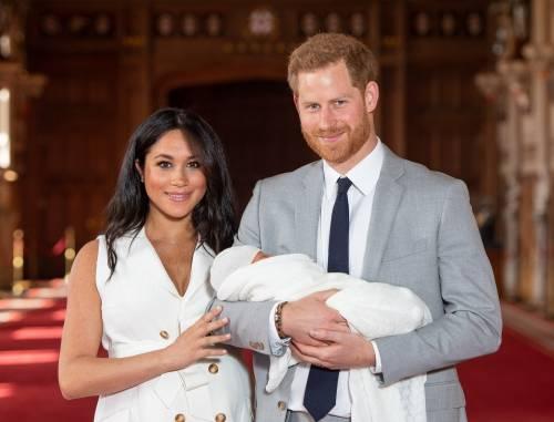 Meghan Markle, il Principe Harry e la Regina Elisabetta II: foto 3