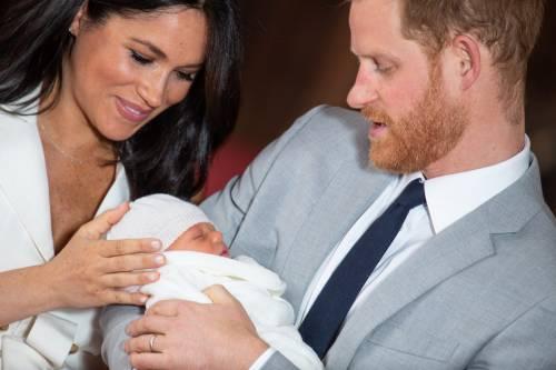 Meghan Markle, il Principe Harry e la Regina Elisabetta II: foto 4