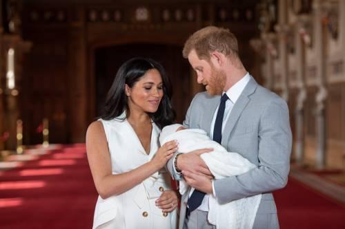 Meghan Markle, il Principe Harry e la Regina Elisabetta II: foto 9