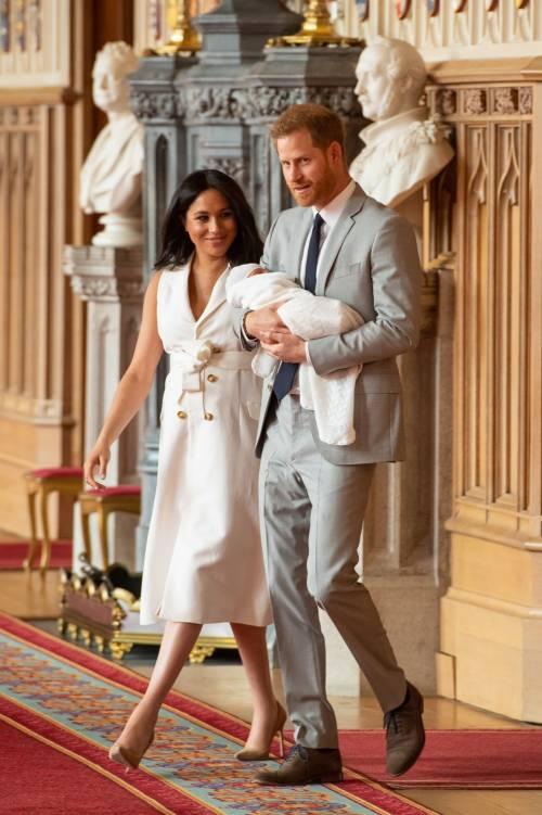 Meghan Markle, il Principe Harry e la Regina Elisabetta II: foto 1