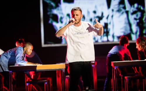 Anastasio, il rapper che ha conquistato X Factor 3