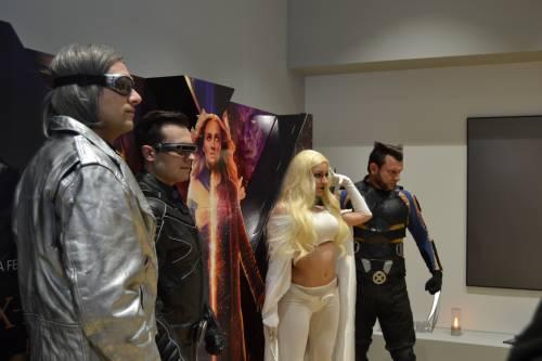 X-Men Day al MI Store di Roma in attesa di Dark Phoenix