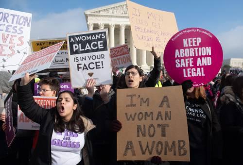 Alabama, l'aborto è fuori legge pure in casi di stupro o incesto