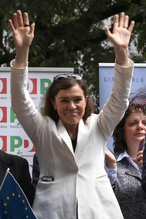 La candidata del Pd fa propaganda elettorale con email dell'Università