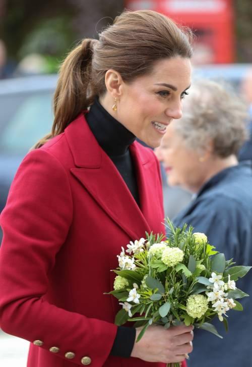 Kate Middleton durante gli impegni ufficiali: foto 7