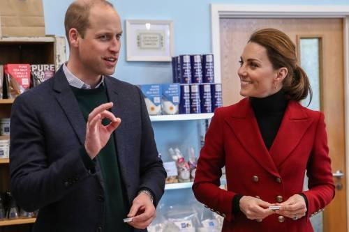 Kate Middleton durante gli impegni ufficiali: foto 8