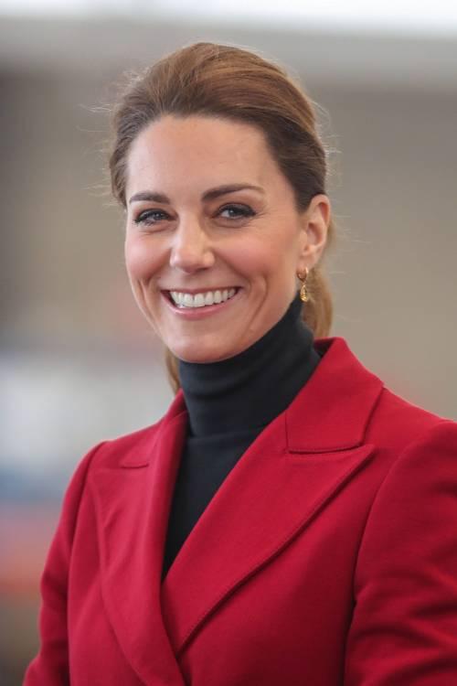 Kate Middleton durante gli impegni ufficiali: foto 3