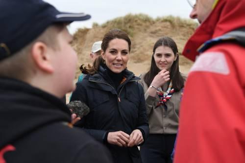 Kate Middleton durante gli impegni ufficiali: foto 4