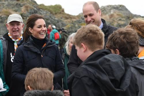 Kate Middleton durante gli impegni ufficiali: foto 5