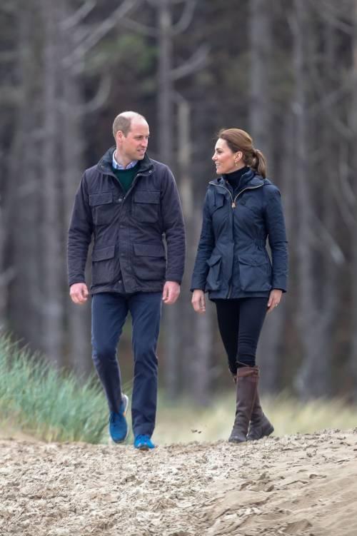 Kate Middleton durante gli impegni ufficiali: foto 6