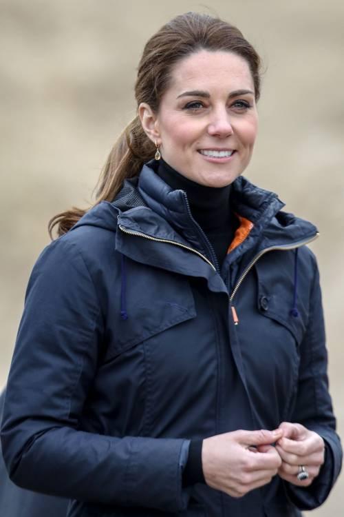 Kate Middleton durante gli impegni ufficiali: foto 9