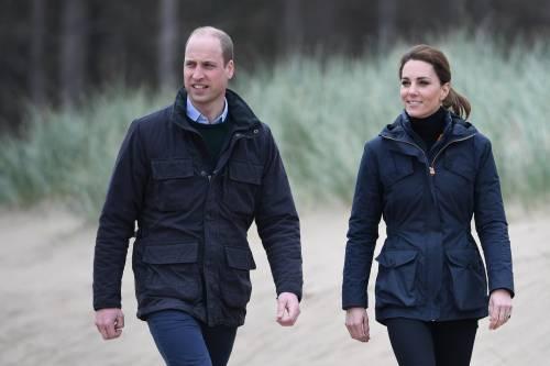 Kate Middleton durante gli impegni ufficiali: foto 10