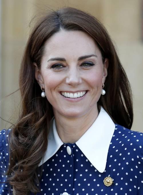 Kate Middleton durante gli impegni ufficiali: foto 1