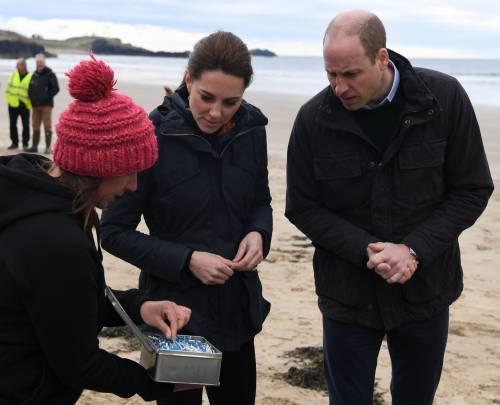 Kate Middleton durante gli impegni ufficiali: foto 2