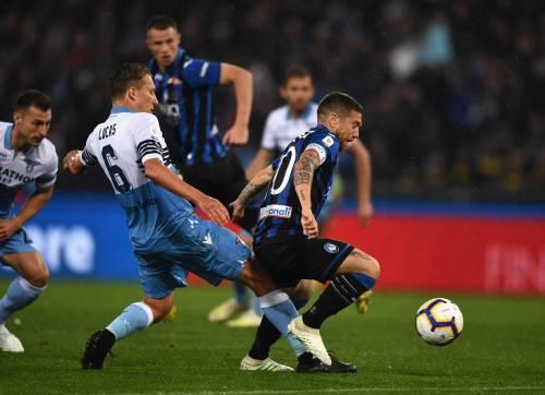 Coppa Italia, Atalanta-Lazio: le foto del trionfo biancoceleste 4