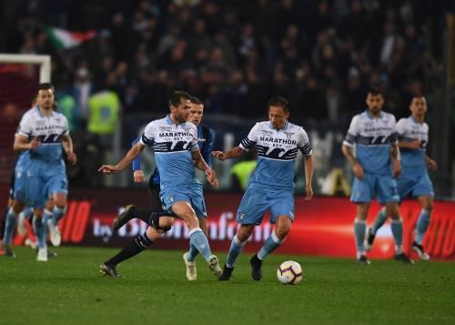 Coppa Italia, Atalanta-Lazio: le foto del trionfo biancoceleste 9