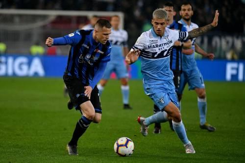Coppa Italia, Atalanta-Lazio: le foto del trionfo biancoceleste 5