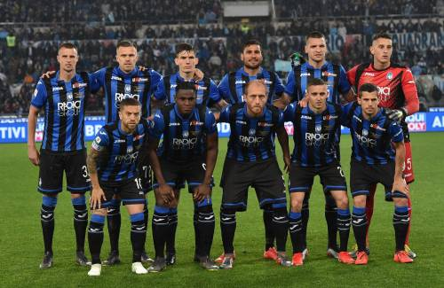 Coppa Italia, Atalanta-Lazio: le foto del trionfo biancoceleste 11