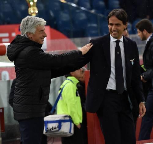 Coppa Italia, Atalanta-Lazio: le foto del trionfo biancoceleste 12