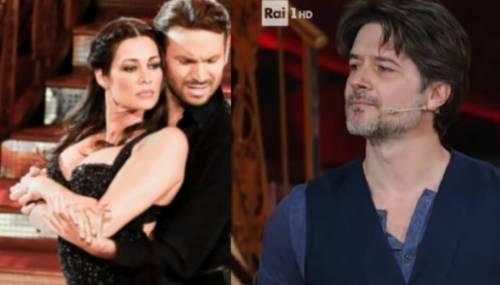 """Ballando con le stelle, Manuela Arcuri contro Ettore Bassi: """"Non doveva sfidarmi"""""""