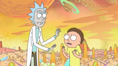 Rick and Morty, in arrivo la quarta stagione