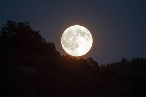 Allarme luna piena. Aumentano gli incidenti stradali