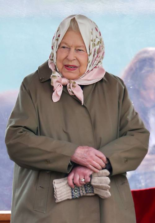 Regina Elisabetta II, le foto della sovrana 10