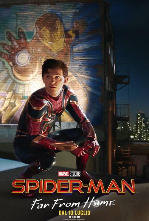 Spider-Man: Far From Home al cinema dal 10 luglio  4