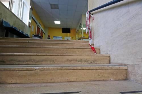 Sparatoria in ospedale a Napoli 4