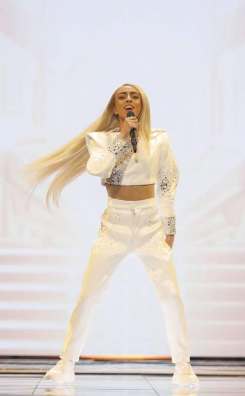 Eurovision Song Contest 2019: i look più insoliti o sexy, foto 4