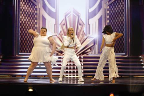 Eurovision Song Contest 2019: i look più insoliti o sexy, foto 5
