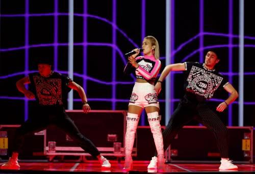 Eurovision Song Contest 2019: i look più insoliti o sexy, foto 7