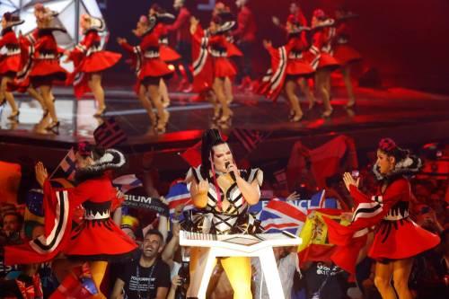 Eurovision Song Contest 2019: i look più insoliti o sexy, foto 6