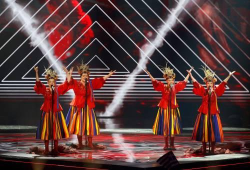 Eurovision Song Contest 2019: i look più insoliti o sexy, foto 9