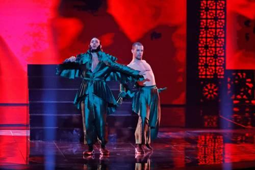 Eurovision Song Contest 2019: i look più insoliti o sexy, foto 2