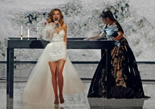 Eurovision Song Contest 2019: i look più insoliti o sexy, foto 3