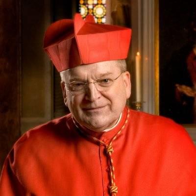 """Il cardinal Burke sul patriottismo: """"Dio è contro un governo globale"""""""