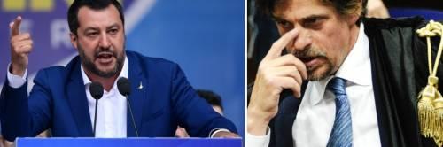 """Sea Watch, Salvini contro Patronaggio: """"Denuncio chi ha aperto i porti"""""""