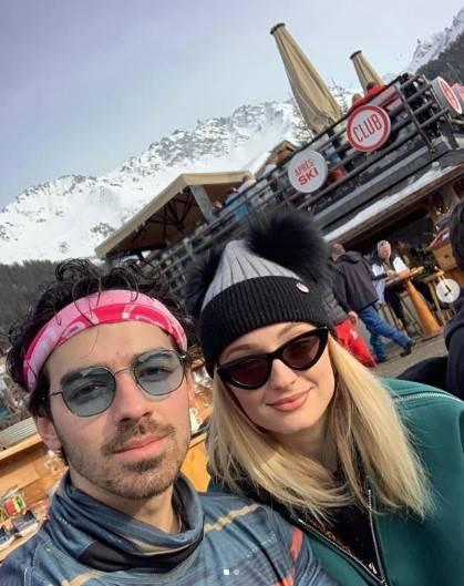 Sophie Turner e Joe Jonas, le immagini più belle 5