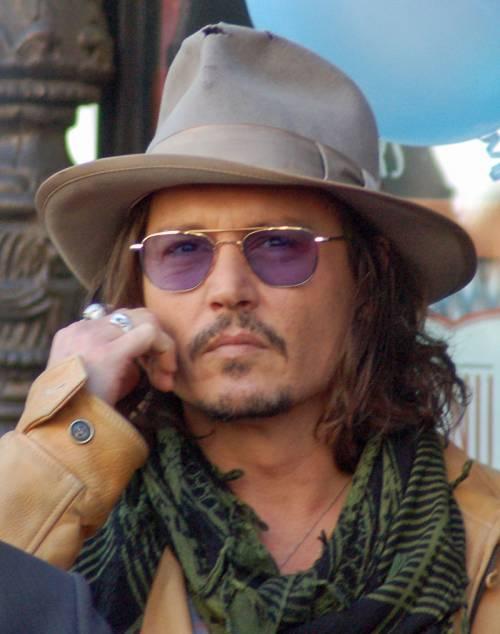 Johnny Depp è tornato single: è finita con Polina Glen