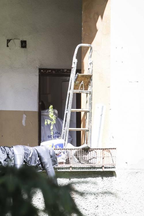 Milano, le immagini della casa del bimbo di due anni trovato morto 3
