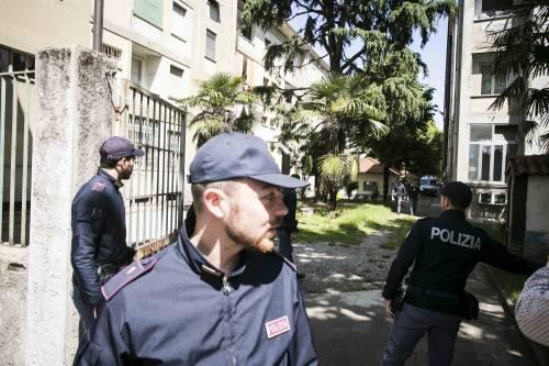 Milano, le immagini della casa del bimbo di due anni trovato morto 4
