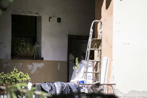 Milano, le immagini della casa del bimbo di due anni trovato morto 7