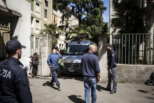Milano, le immagini della casa del bimbo di due anni trovato morto 10