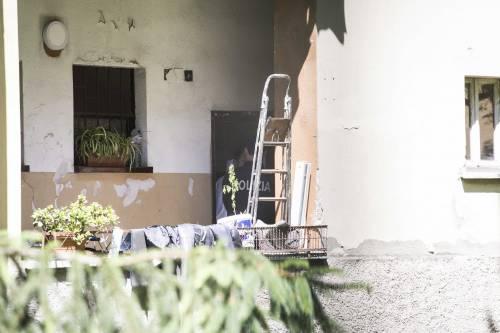 Milano, le immagini della casa del bimbo di due anni trovato morto 12