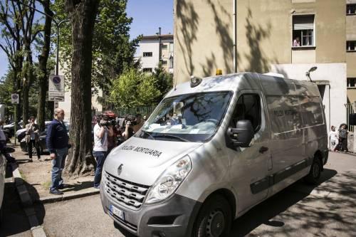 Milano, le immagini della casa del bimbo di due anni trovato morto 16