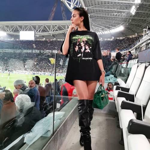 Georgina Rodriguez è la regina di Instagram 6